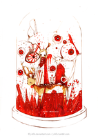 Merry Bloody Xmas by j-b0x