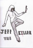 Jeff the Killer by LiliumFloris
