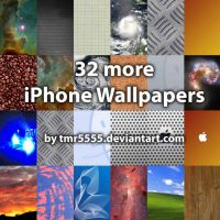 Iphone wallpapers redaux by tmr5555
