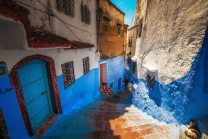 Streets of Morocco pt.3 by INVIV0
