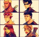 Young justice by Maby-chan