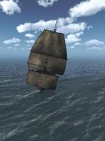 Ship by fractal2cry