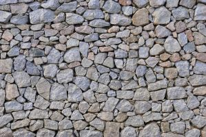 Stone Wall  25889423 by StockProject1