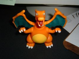 Charizard by DrMario64