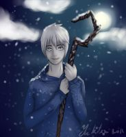Jack Frost by Yuki-Dark-Shadow