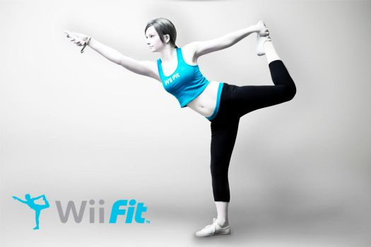 Talk Shit, Get Fit - Wii Fit Trainer by HayleyElise
