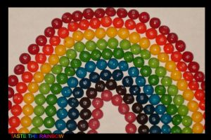 Taste The Rainbow by Karani