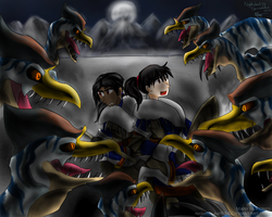 SURROUNDED! by nightclaw534