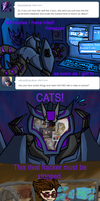 Ask Soundwave Question 6: Hacking by AgentWerehog