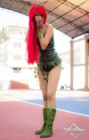 Poison Ivy (Hera Venenosa) by JNCosplayers