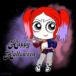 Happy Halloween! 2016 by empty-10