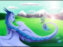 Just a Peek by Studios-Of-White