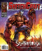 SketchCraft Issue 01 by RobDuenas