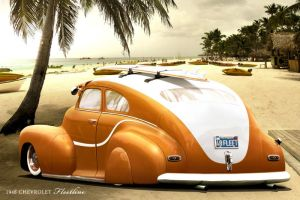 1948 Chevrolet Fleetline by hussain1