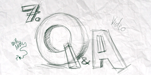 7. QnA with Netty - BEST QnA EVEEER by ScribbleNetty