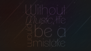 Without Music .... by Chakaluki