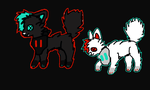OTA SKRILLEX DOX ADOPTS (FIRST EVER) ((OPEN)) by Habuloo