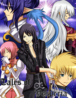 tales of vesperia by lmz0114