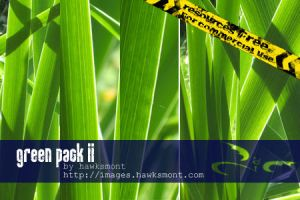 Green Pack II by hawksmont