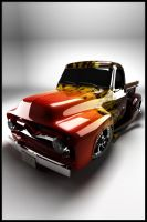 Ford Pickup :: 3 by svenndesign
