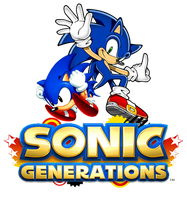Sonic Generations: Logo Fun 7 by UltimateGameMaster