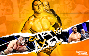 WWE Curtis Axel Wallpaper by Mohamed-Fahmy