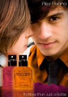 Escape. Aftershave Advert. by BrownyBoi