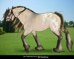 4644 Nozdormu* *SOLD* by HoT-Stables