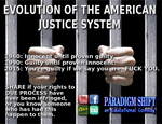 Evolution Of The American Justice System by paradigm-shifting