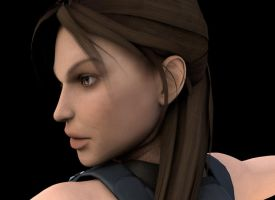 SubSurface Scatter (realistic skin) test 2 by RumpleTR