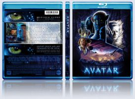 Avatar Blu-ray by shokxone-studios