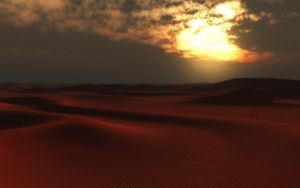 Just a Desert_wide by relhom