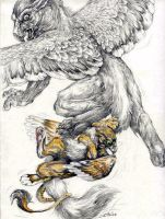 The Reluctant Fledgeling, 2002 by caramitten