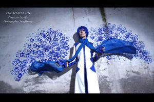 VOCALOID KAITO Wing by ouyangyangguang