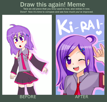 Meme _Before And After by superalvichan