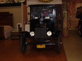 1919 Ford Model T by desirefire1