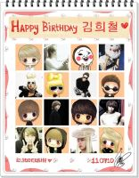 Happy Birthday Heenim by MyCherishe