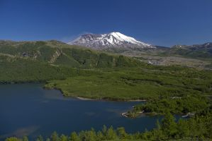 Mt Saint Helens 1 by metacom
