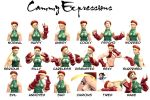 Cammy Expressions by lkhrizl