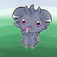Espurr the simple by thegamingdrawer