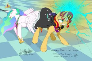 Archmage Sunset's Last Stand by meto30