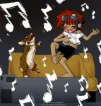 Jammin with Edward by celesse