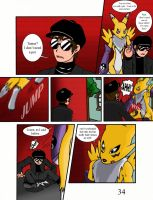 Digimon Heroes Page 34 by mallfoxgreen