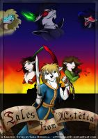 Tales From AEstetia-Cover by Aeritus91