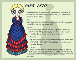 1865-1870 Fashion Card by lady-of-crow