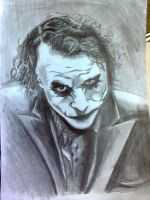 The Joker by SteamCoal
