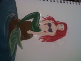 Little Mermaid by LunaBelleHadley