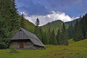 Old Mountain House by CitizenFresh