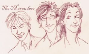 The Marauders by Lovelyruthie