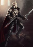 Kingslayer (Jaime Lannister) by Lensar